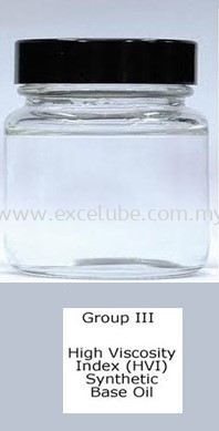 Base Oil Group III