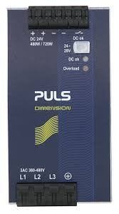 QT20.241-C1 PULS POWER SUPPLY 24VDC 20A