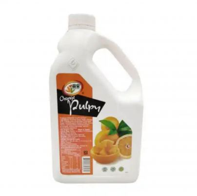 ORANGE PULPY CONCENTRATE SYRUP 2.5KG