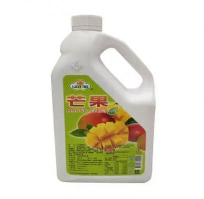 MANGO CONCENTRATE SYRUP 2.5KG