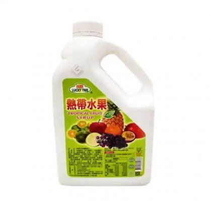 TROPICAL FRUIT CINCENTRATE SYRUP 2.5KG