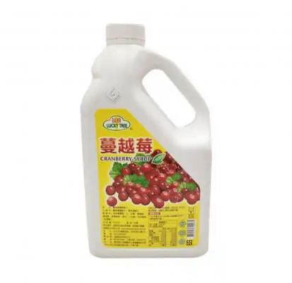 CRANBERRY CONCENTRATE SYRUP 2.5KG