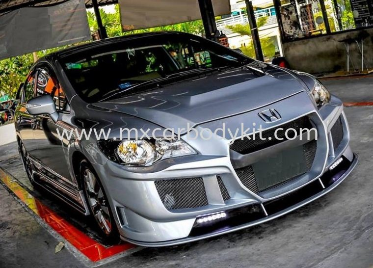 HONDA CIVIC FD 2006 (CR-Z LOOK) BODY KIT  CIVIC FD 2006 - 2011 HONDA