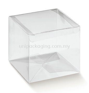 PVC Tranparent Box Plain