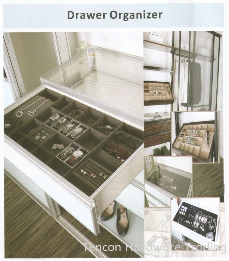 Drawer Organizer Drawer Organizer eTen Furniture Hardware