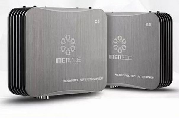 MENZOE Car Amplifier (MC-X3)