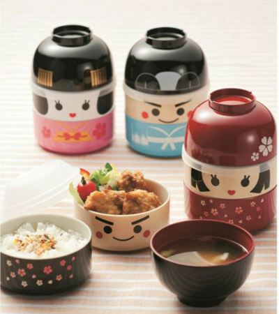 Japan's Bento (Lunch Box)