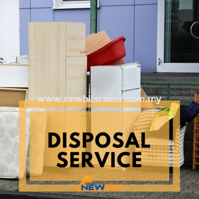 Unwanted Furniture/ Rubbish Disposal