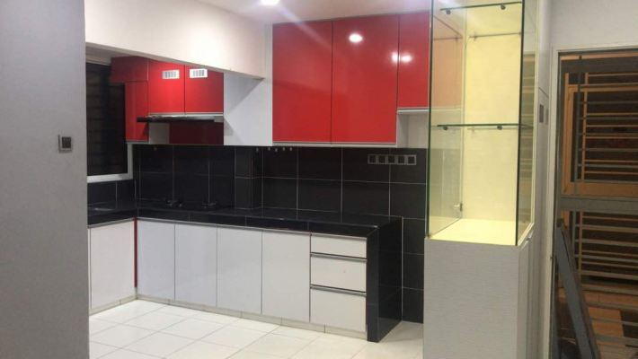 For Rent RM1,400 Built Up 1144 Square Feet Fully Renovated