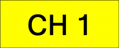 Superb Classic Number Plate (CH1) All Plate