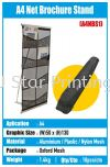 A4 Net Brochure Stand Brochure Stand & Table Banner Inkjet
