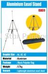 Aluminium Easel Stand - EAS1 Menu/Postal Stand Banner Inkjet