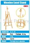 Wooden Easel Stand - EWS1 Menu/Postal Stand Banner Inkjet
