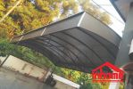 Landed House Car Porch Aluminium Composite Panel (Alumbond)