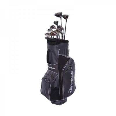 TaylorMade RBZ BLACK GRAPHITE MENS FULL PACKAGE SET
