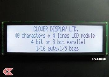 Clover Display CV4161H