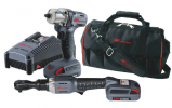 20v Ratchet Wrench and 20v Mid-Torque Impactool™ Combo Kit Ratches IR (INGERSOLL RAND) PNEUMATIC