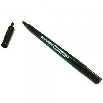 Papermate Kilometrico Ball Point Pen - 0.8mm Black