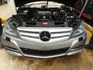 Merzcedes Benz C204 CGI FACELIFT AUTO PARTS C-CLASS Benz Half Cut