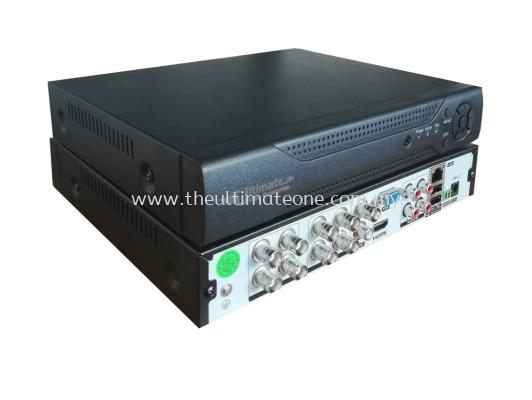 TUO 1080P 2.0MP 8CH Hybrid DVR