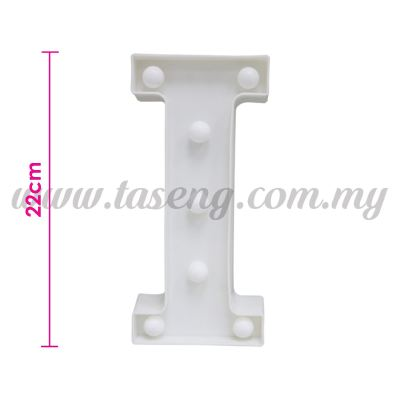 8.5inch Alphabet LED Light - I (AC-LED8I)