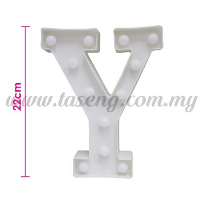 8.5inch Alphabet LED Light - Y (AC-LED8Y)