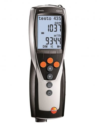 Testo 435-2 - Indoor Air Quality Meter, Order-Nr. 0563 4352