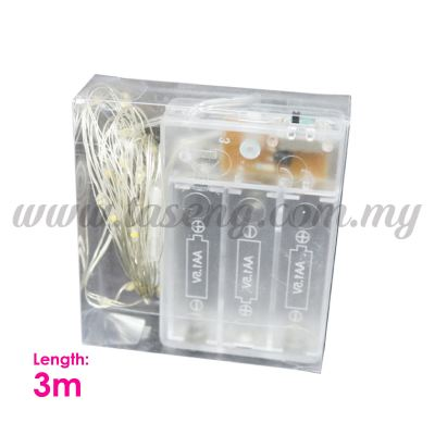 White Stripe Light  - White (AC-LED3W)