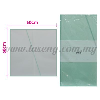 Wrapping Paper Matte ST. - Mint Green (PD-WP2-MG)
