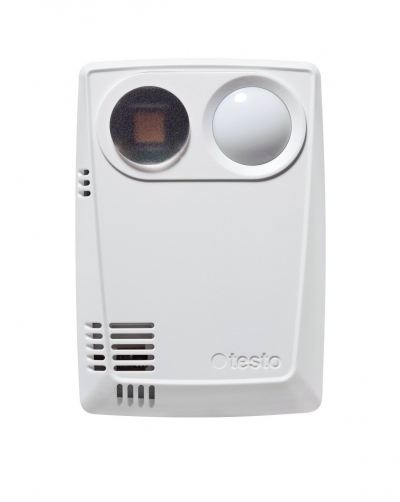 testo 160 THL - WiFi Data Logger with Integrated Sensors for Temperature, Humidity, Lux & UV Radiation