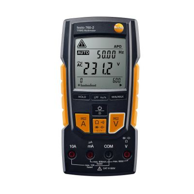 Testo 760-2 - Digital Multimeter, Order-Nr. 0590 7602
