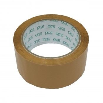 OPP Tape Brown - 48mm x 90 Yards