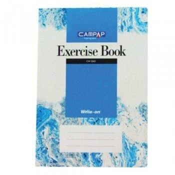 Camel CW2510 A4 Foolscap 200 pages Exercise Book 70 gsm Single Line