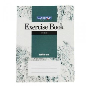 Camel CW2503 F5 120 pages Exercise Book 70 gsm Single Line