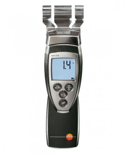 Testo 616 - Moisture Meter for Wood & Building Materials, Order-Nr.  0560 6160