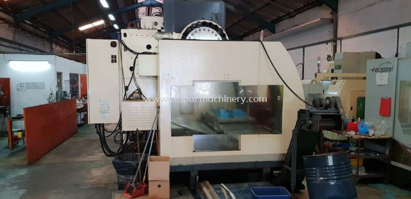 "Used ""Maxmill"" CNC Machining Centre"