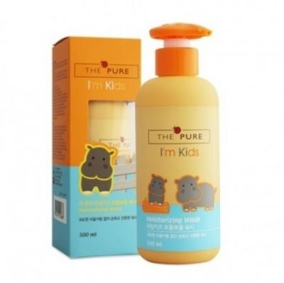 THE PURE I'M KID MOISTURIZING WASH 300ML