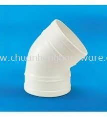 UPVC ELBOW 4INCH