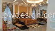 Kempas Bungalow Design Master Bedroom Design