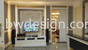 Kempas Bungalow Design Tv Console Design