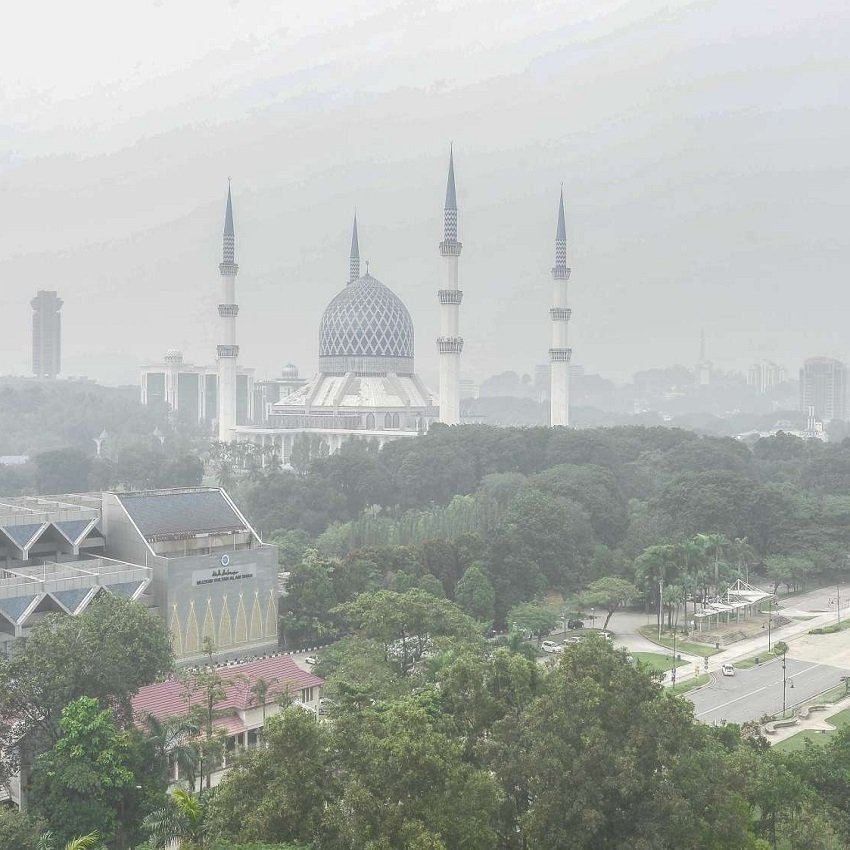 "Tropical Storm ""Son Tinh"" Affected Perak Air Pollution TravelNews"