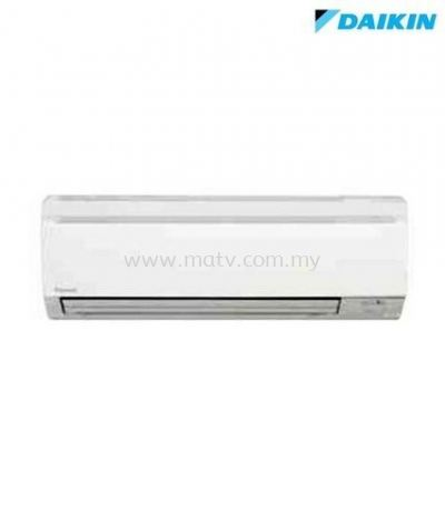 DAIKIN Eco King R410 1.0hp Air-Conditioner FTN10PV1L