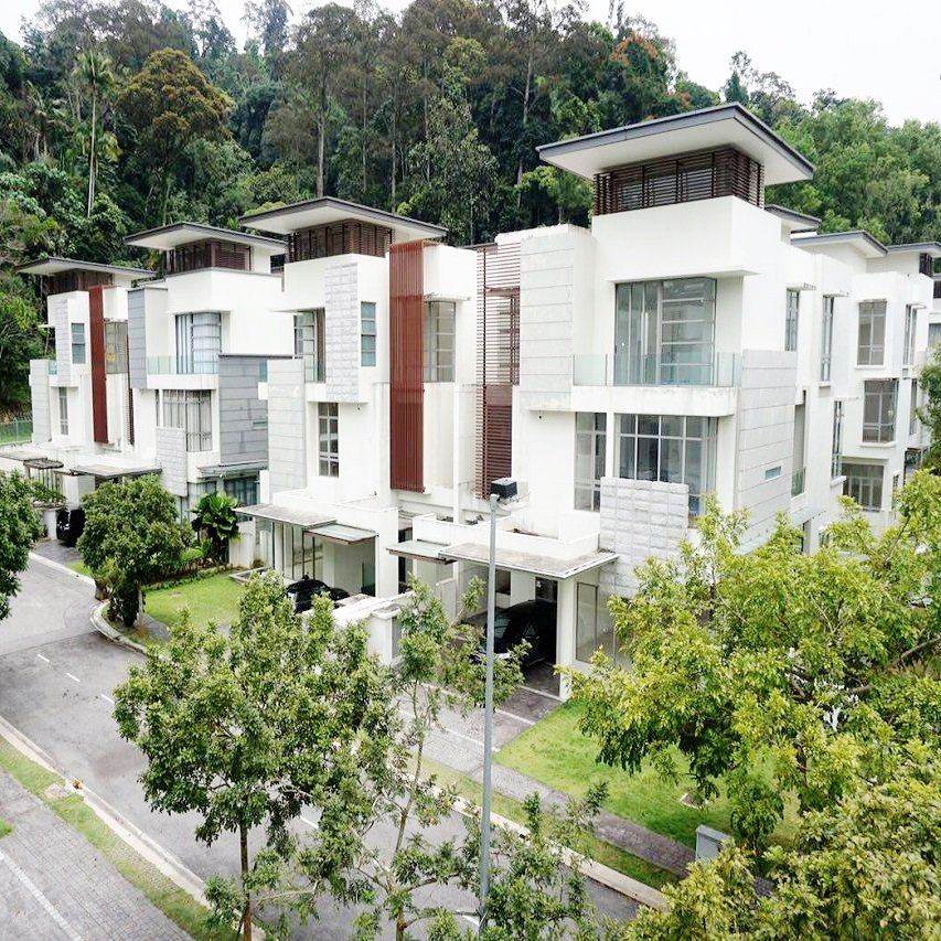 AMPANG TTDI Semi-Detached House  Tourism Properties