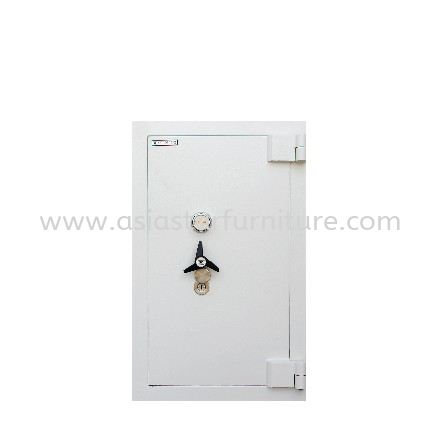 BANKER SAFE SS-AS65 SIZE THREE (3) SAND BEIGE COLOUR