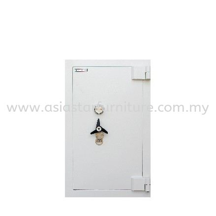 BANKER SAFETY BOX SS-AS65 SIZE THREE (3) SAND BEIGE COLOUR-safety box glenmarie shah alam   safety box chan sow lin   safety box shamelin