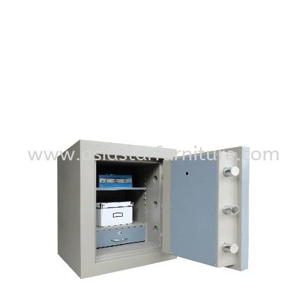 BANKER SAFETY BOX SS-AS65 SIZE ONE (1) INTERNAL VIEW-safety box bukit jalil   safety box sentul   safety box brickfield
