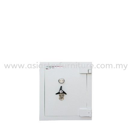 BANKER SAFETY BOX SS-AS65 SIZE ONE (1) SAND BEIGE COLOUR-safety box ampang point   safety box imbi   safety box pudu