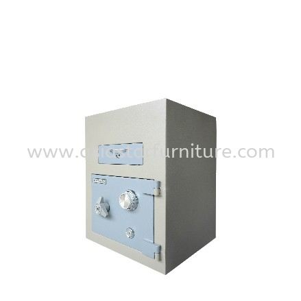NIGHT SAFE AS1920 SIDE VIEW BLUE GREY COLOR
