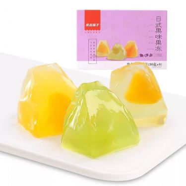 Bestore Japan Mixed Fruits- Flavored Jelly