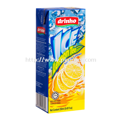 Drinho Ice Lemon Tea 250ml